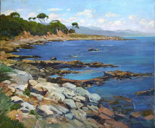 Пейзаж - Санта-Маринелла