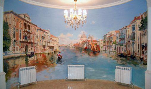 Интерьер - Венеция