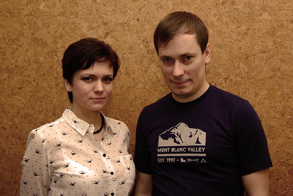 Андрей и Татьяна Шевелевы
